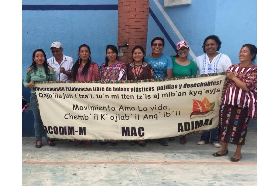 Fortalecimiento de capacidades para la incidencia de las Organizaciones de Sociedad Civil (OSC) Huehuetenango, financiado por el Proyecto Nexos Locales/DAI/USAID