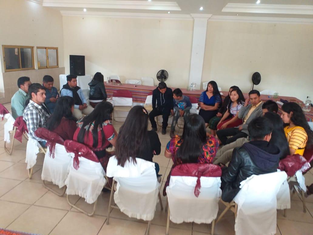 Fortalecimiento a la participación de la Juventud