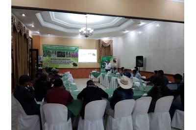 Subprograma de Pequeñas Donaciones -PPD- del Fondo para la Conservación de Bosques Tropicales –FCA-