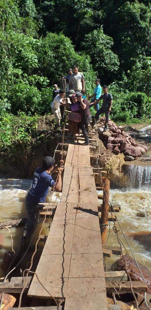 Mas de 65 comunidades de Zonas de Montaña en la Sierra de los Cuchumatanes, claman por ayuda humanitaria